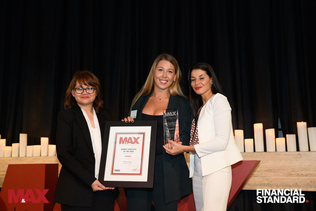 Marketing, Advertising & Sales Excellence (MAX) Awards 2019