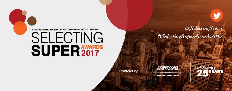 Selectingsuper 2018 Rainmaker Selectingsuper Awards