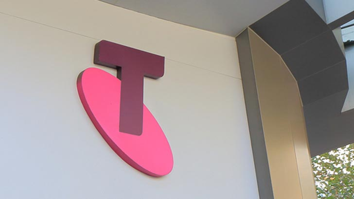 telstra shares