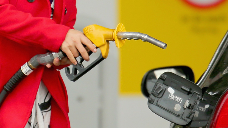 The petrol stations that charged you more at the pump last year